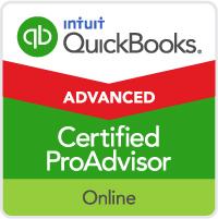 QuickBooks Advanced Certification Logo