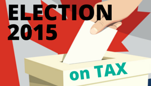 Election 2015 on Tax